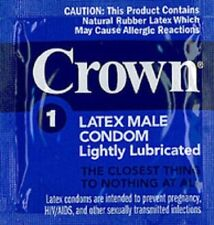 72 Okamoto Crown Condoms