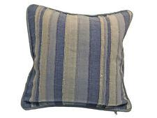 Federa cuscina KERALA righe-blu