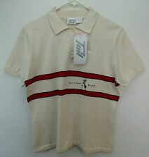 Vintage 80s 90s TAIL L'AMORE Golf  Polo shirt Size Womens Medium M