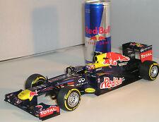 110 120002 Minichamps 1:18 Redbull Racing F1 Renault Rb8 coche de Fórmula Uno 2012