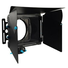 FOTGA DP3000 M1 Sunshade Matte Box Mattebox for DSLR 15mm Rod Rail Support Rig