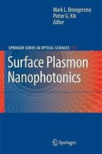 Surface Plasmon Nanophotonics 131 (2007, Hardcover)