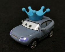 Rare Disney Pixar Cars Darla Vanderson The King's Fan Dinoco Crown 1/55 Diecast