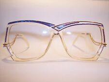 Damen-Brille/Eyeglasses by CAZAL 178 Germany 100% Original-Vintage 90' Very Rare
