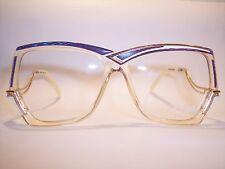 Damen-Brille/Eyeglasses by CAZAL 178 Germany 100% Original-Vintage 90' Very Rare