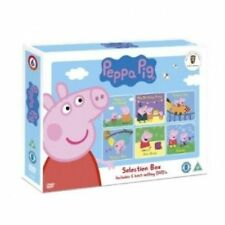 PEPPA PIG COMPLETE BEST COLLECTION DVD 6 DISC BOX SET New Sealed UK Release