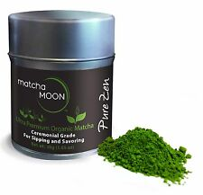Matcha Moon Premium Ceremonial Uji Japanese Matcha Green Tea Powder -Pure Zen-