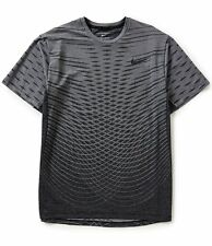 New NIKE Dry Ultimate Knit Sports Shirt Mens L 742496 Athletic Dri-Fit Top