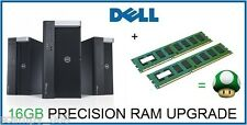 16 Gb (2x8 Gb) Actualizar La Memoria Ram Dell Precision T3600, T5600 & T7600 Workstation