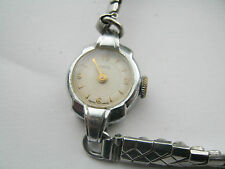 Vintage Oris Wrist Watch - Swiss Made - Stainless Steel