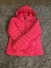 Women's Abercrombie & Fitch Down Series Hooded Jacket - Size M