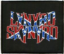 Lynyrd Skynyrd Confederate Logo Patch/Aufnäher 601720 #