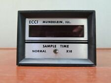 Electronic Counters and Controls Inc ECCI MT105D-1 Tachometer