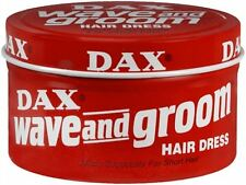 Dax Wave and Groom Hair Dress 3.50 oz (Pack of 7)