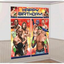 WWE Scene Setters Wall Decorating Kit - NEW!!