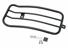 2006-2017 HARLEY DYNA GLIDE Matte Black Solo Luggage Rack/Carrier MWL-530B
