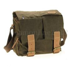 Caden N2 Vintage DSLR SLR Camera Messenger Shoulder Bag For Nikon & Accessories