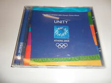 CD  Unity - The Official Athens 2004 Olympic Games Album
