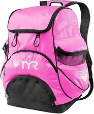 TYR Alliance Backpack Swimming Bag - pink