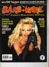 PAMELA ANDERSON Barb Wire Comics Magazine Special 5/96 NO POSTER