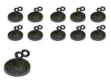 Karpfenangeln Ausrüstung Job Restposten 10 Grün Beschichtet 44,4 Ml