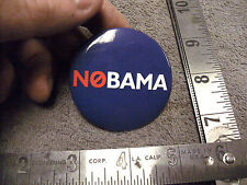 NOBAMA Blue Button. Looks great