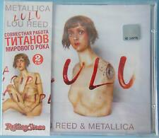 Lou Reed & Metallica - Lulu 2xCD NEW RUSSIAN EDITION WITH OBI