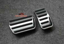 No drill Fuel Brake Pedal Cover VOLVO S40 V40 C70 C30 2009 2010 2011 2012 2013