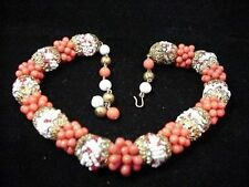 Beautiful Colorful Alice Caviness Beaded Necklace With Beads (NK1328)