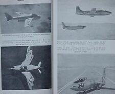 ROCKETS, JETS, EXPERIMENTAL AIRCRAFT, 1954 BOOK (SKYROCKETING INTO THE UNKNOWN
