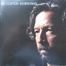 "ERIC CLAPTON - ""Journeyman"", 1989, Phil Collins, George Harrison, Chaka Khan, CD"