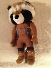 "SDCC 2014 Comic-Con Exclusive Guardians of the Galaxy ROCKET RACCOON 10""in Plush"