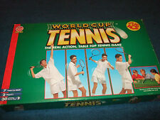 Coupe du monde de tennis-real action famille table top game par peter pan 1995