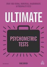 Ultimate Psychometric Tests von Mike Bryon (2015, Taschenbuch)