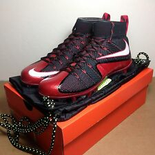 Nike Vapor Untouchable Black Red (698833-016) Retail $200 Size US 12