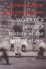 Voices of a People's History of the United States by Seven Stories Press,U.S....