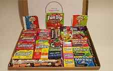American Sweets Gift Box - USA Candy Hamper 46 items (001)