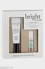 PHILOSOPHY Miracle Worker DARK SPOT CORRECTOR & SPF 50+ Anti Aging Lotion Bright