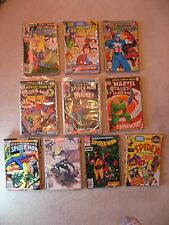 154 SPIDER-MAN COMIC LOT: BRONZE AGE TO MODERN AGE