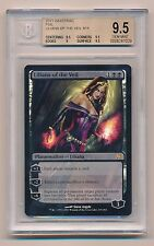 MTG Innistrad Liliana Of The Veil Mythic Rare Foil Planeswalker Graded BGS 9.5