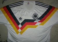 MATTHÄUS 10 Deutschland trikot WM 1990 World Cup Final Germany original shirt