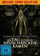 DER TAG AN DEM DIE HEUSCHRECKEN KAMEN Tier Horror 1974 BEN JOHNSON  DVD Neu