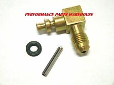 84-97 CHEVY T5, T56 HYDRAULIC CLUTCH LINE FITTING 90° AN-4 LINE;5 & 6-SPEED SWAP