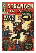 *STRANGE TALES 141 (VG) NICK FURY, AGENT of S.H.I.E.L.D. and DOCTOR STRANGE*