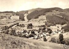 AK, Schönbrunn Thür. Wald, Teilansicht vom Mittelberg, 1971