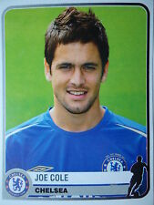 Panini 135 joe cole chelsea fc Champions of Europe 1955 - 2005