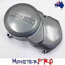 Silver Magneto Engine Cover Left Side Lifan 125cc 140cc 150cc 160cc Pit Dirt Bik