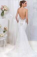 NEW ENZOANI  Wedding Dress Size 10