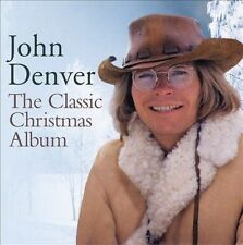 John Denver THE CLASSIC CHRISTMAS ALBUM [USED CD] Music Country