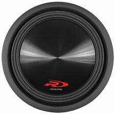 "Alpine Type-R SWR-12D2 12"" 3000 Watt Dual 2-Ohm Car Audio Subwoofer Sub SWR12D2"